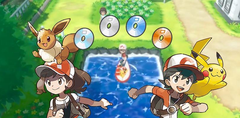 In Pokémon Let's Go le MN saranno sostituite da mosse sul campo