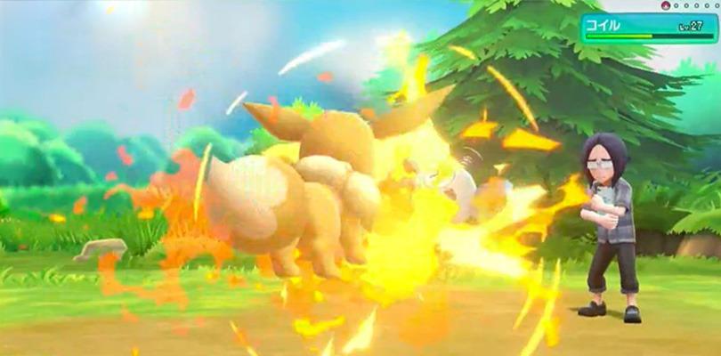 Le mascotte di Pokémon: Let's Go, Pikachu! e Let's Go, Eevee! avranno nuove mosse esclusive