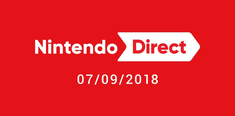 Annunciato un nuovo Nintendo Direct per il 7 settembre 2018