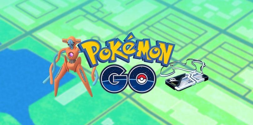 Rilasciati i primi biglietti Raid EX per sfidare Deoxys in Pokémon GO