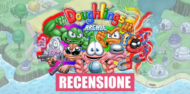 [RECENSIONE] Doughlings: Arcade, un vivace titolo indie per Nintendo Switch