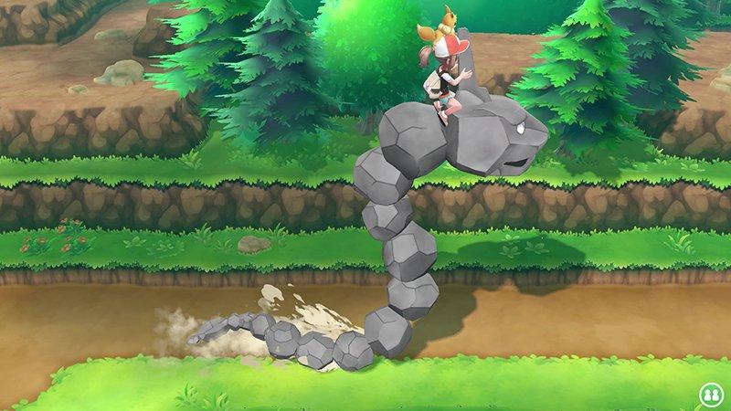Una grafica realistica non si sposava con la natura amichevole di Pokémon: Let's Go