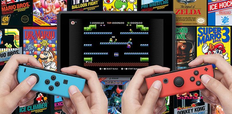 I titoli NES per Nintendo Switch Online sono in HD e hanno funzioni speciali