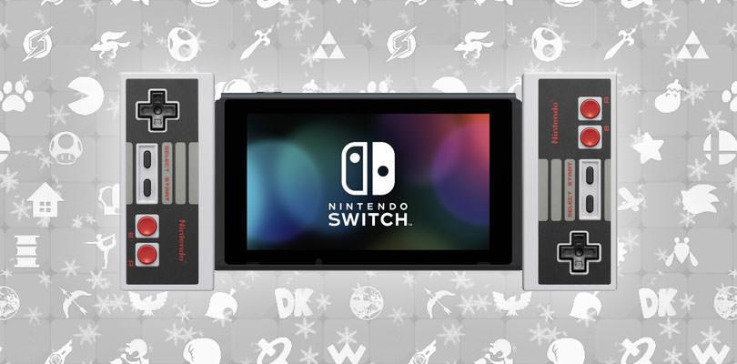 Annunciati i controller NES wireless in esclusiva per gli abbonati di Nintendo Switch Online