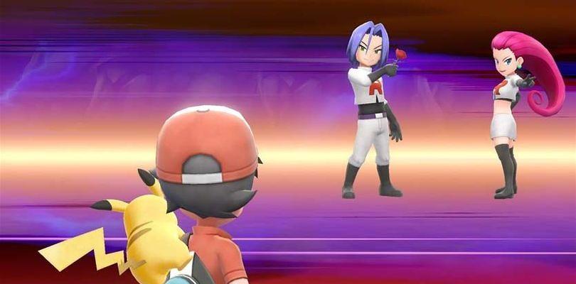 Jessie e James faranno più apparizioni in Pokémon: Let's Go