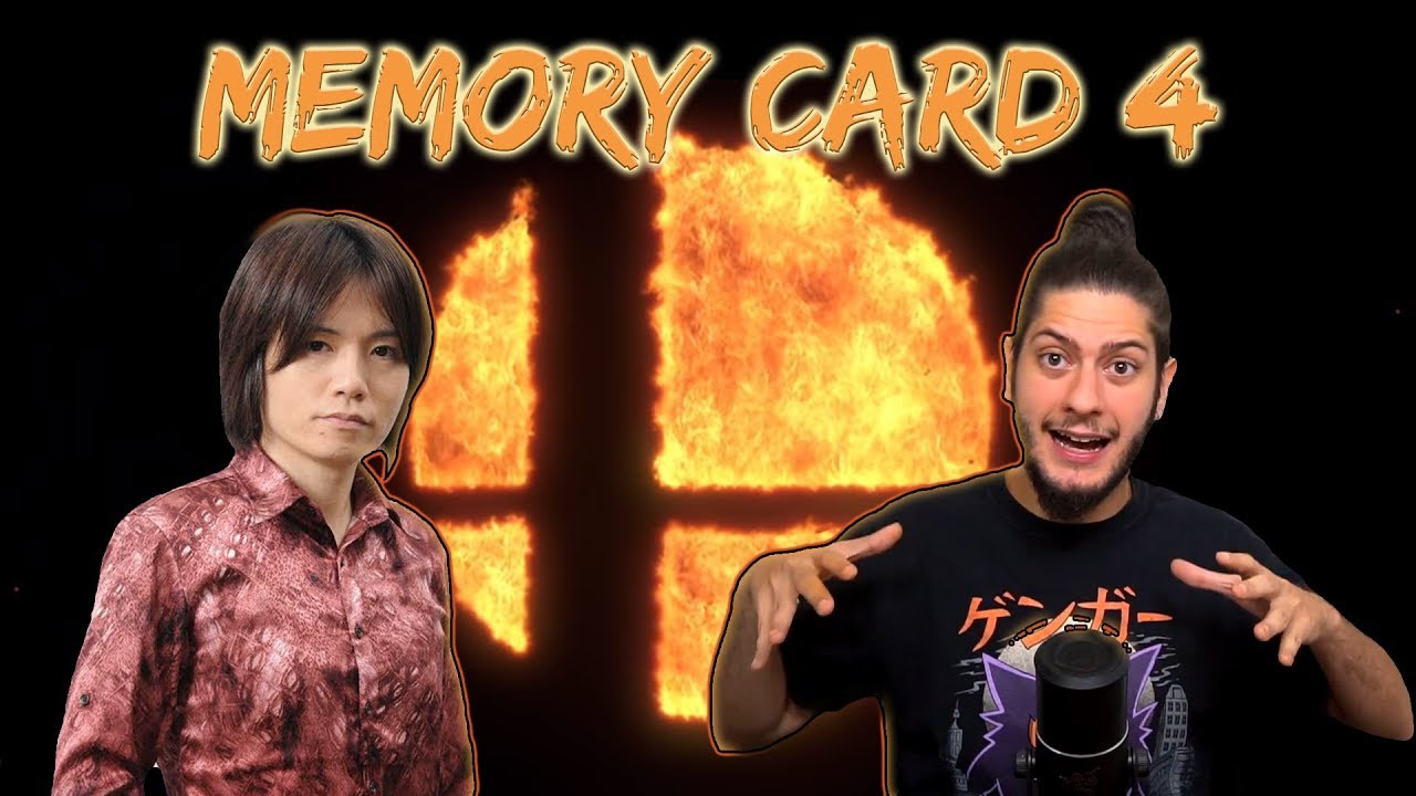 [VIDEO] Memory Card #4 - Sakurai odia Smash, ma ama noi