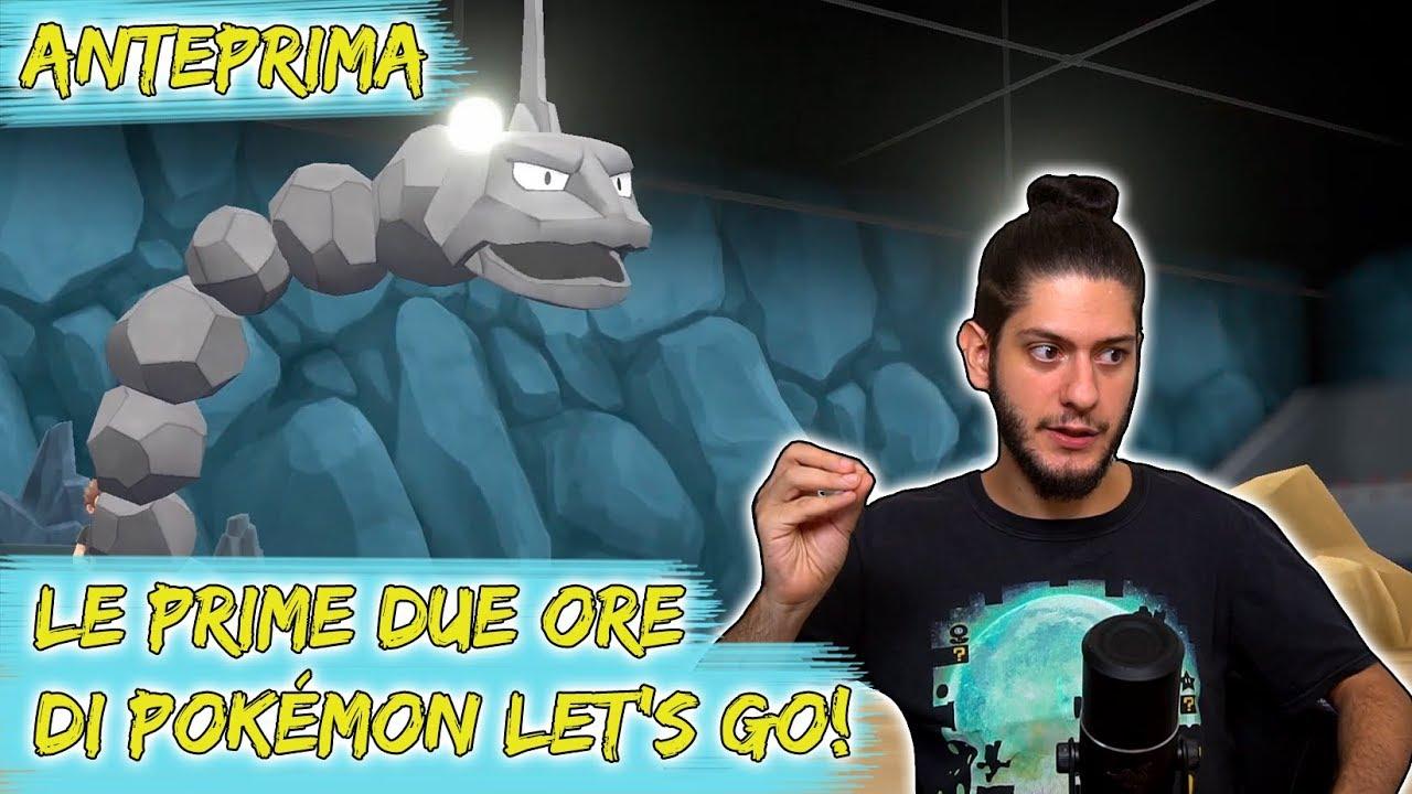 [ANTEPRIMA] Abbiamo provato le prime due ore di Pokémon: Let's Go, Pikachu! e Eevee!