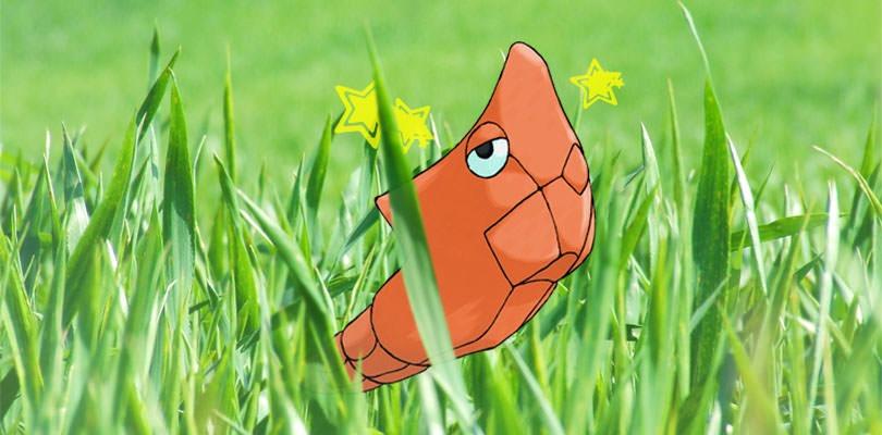 Ecco come appaiono i Pokémon cromatici nell'overworld di Pokémon Let's Go