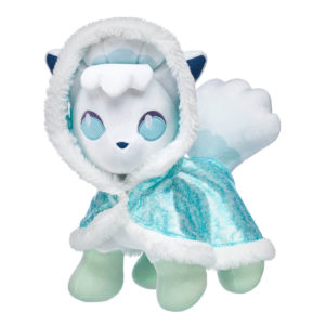vulpix di alola build-a-bear workshop