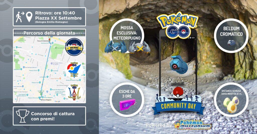 Pokémon go bologna e pokémon millennium annunciano il primo evento
