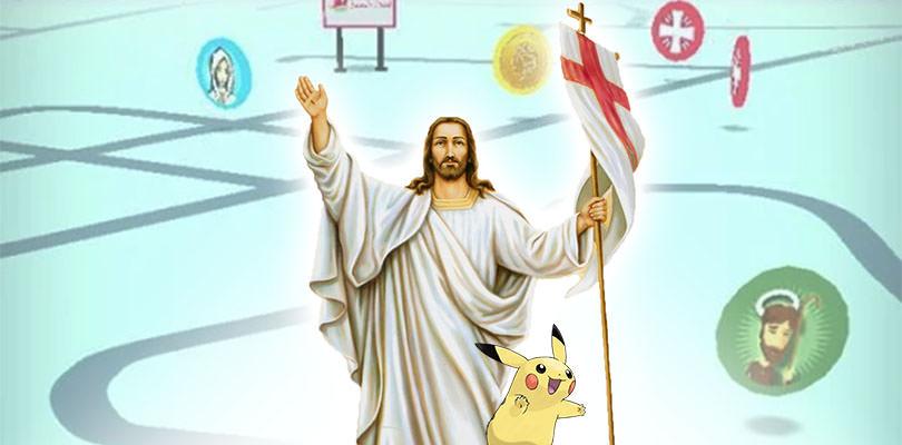 A caccia di santi con Papa Francesco! Arriva Follow JC Go, la versione religiosa di Pokémon Go!