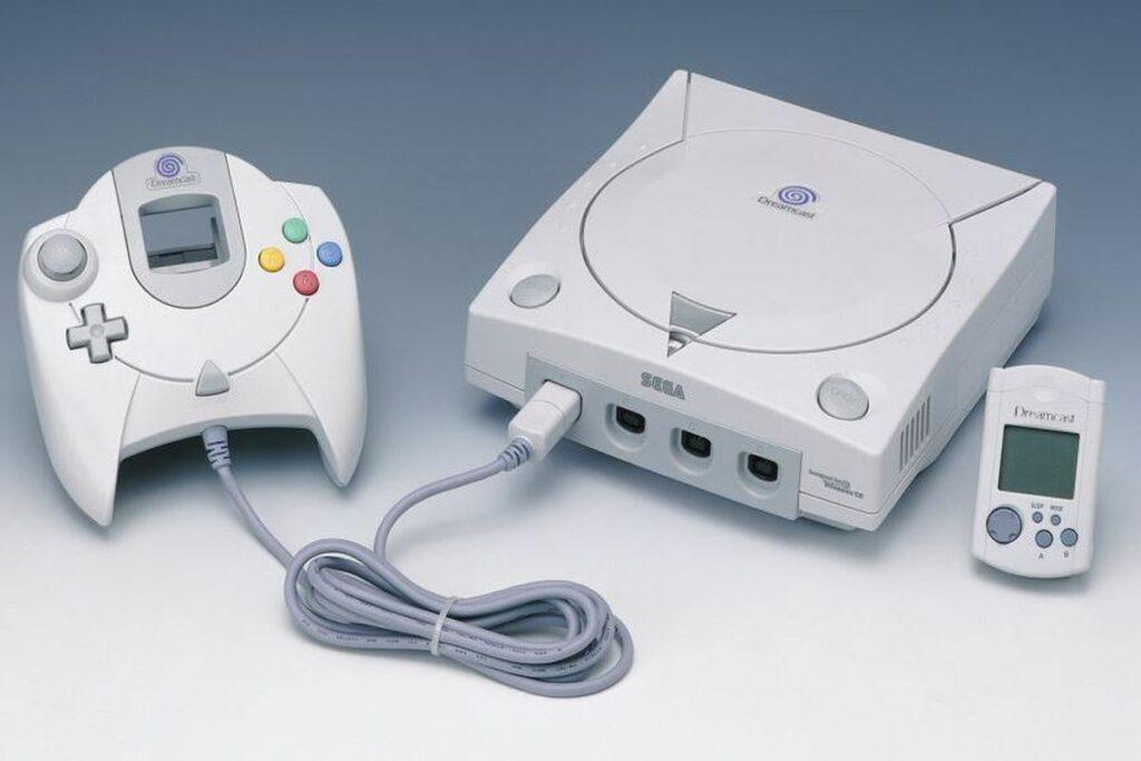 Dreamcast by SEGA