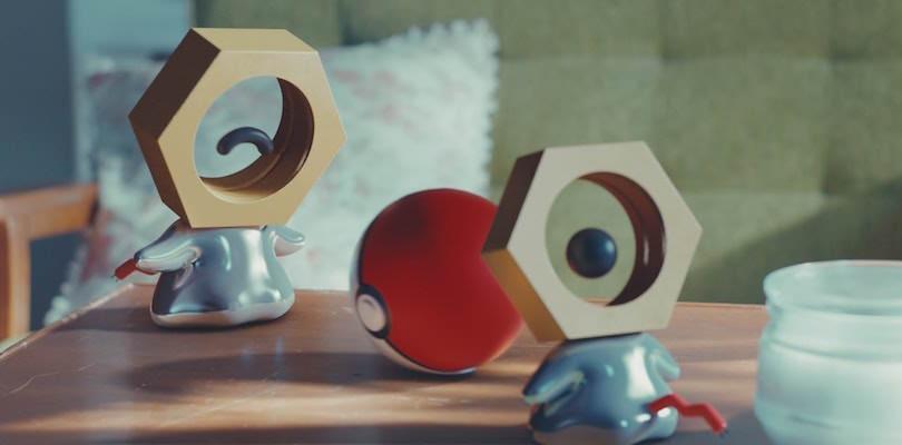 Un nuovo trailer mostra come ottenere Meltan su Pokémon GO e Pokémon Let's Go