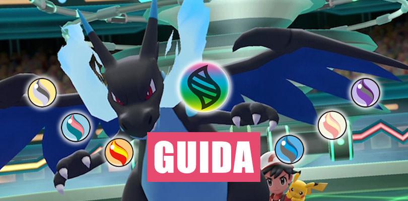 [GUIDA] Dove trovare tutte le Megapietre in Pokémon Let's Go