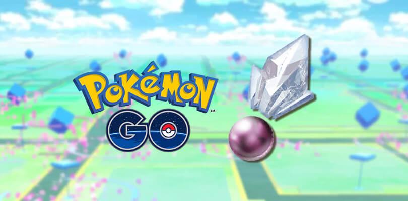 La Pietra Sinnoh di Pokémon GO sarà ottenibile anche in altri modi in futuro