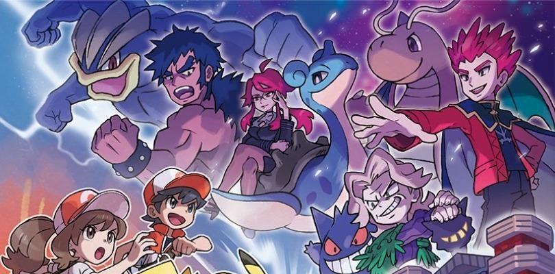 Rosso e Blu rivelati ufficialmente nell'ultimo trailer per Pokémon Let's Go insieme ai Superquattro di Kanto!