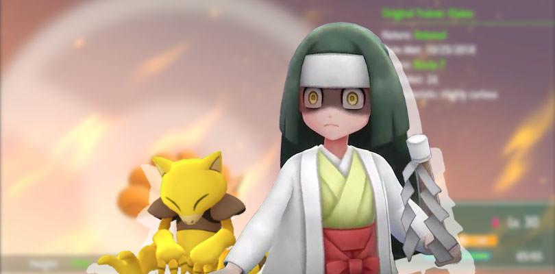 In Pokémon: Let's Go si potrà cambiare la Natura dei Pokémon: scopri come!