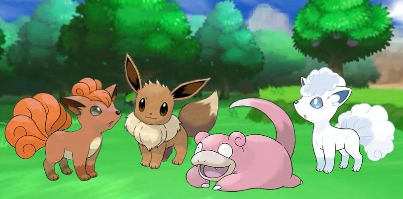 Registrati quattro nuovi marchi Pokémon