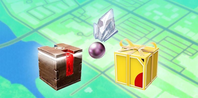 La Pietra Sinnoh, il Pacco misterioso di Meltan e altro nel nuovo aggiornamento di Pokémon GO