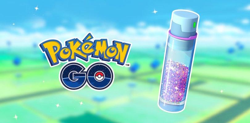 Polvere di stelle Pokémon GO