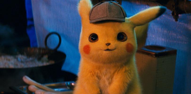 Ecco il primo trailer del film Pokémon: Detective Pikachu!