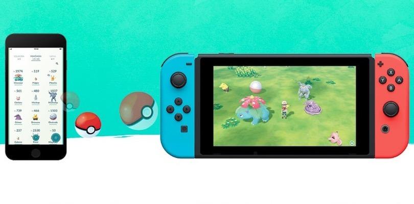 Pokémon GO è ora compatibile con Pokémon: Let's Go, Pikachu e Eevee!
