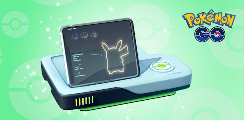 Lo Spazio Pokémon di Pokémon GO è ora ampliabile fino a 2500