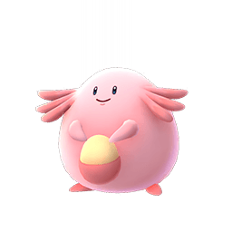 chansey pokémon go