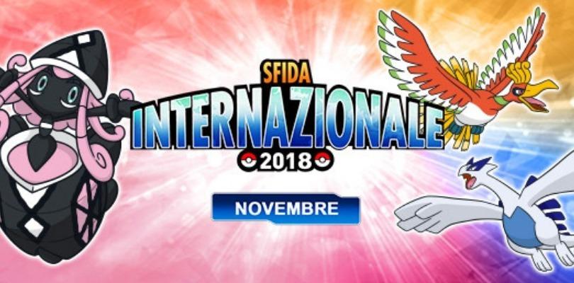 Partecipa alla Sfida Internazionale di novembre e vinci un Tapu Lele cromatico!