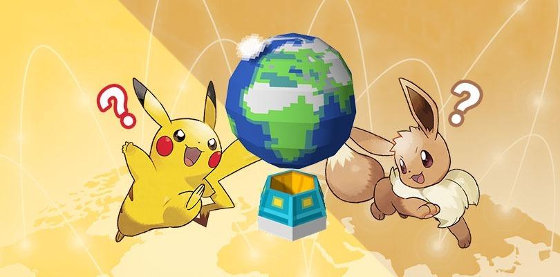 Storia di un leak autentico: Pokémon Let's Go cela delle sorprese sul multiplayer online?