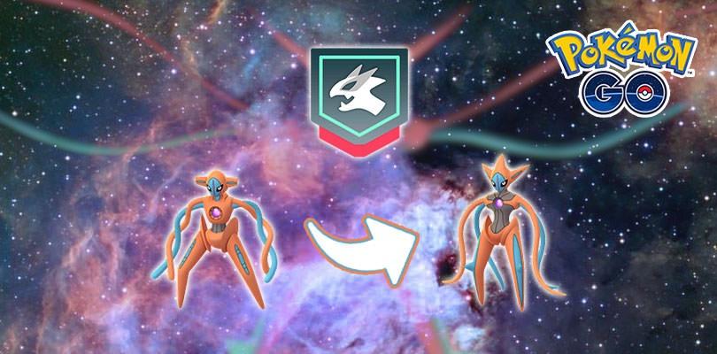 Deoxys cambia forma nei raid EX di Pokémon GO: in arrivo la Forma Attacco!