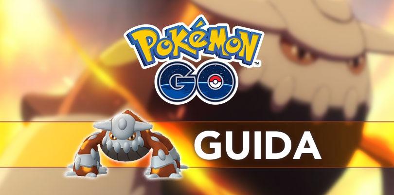 [GUIDA] Come affrontare al meglio Heatran in Pokémon GO