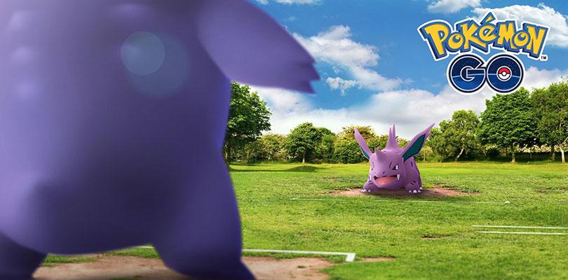 Sfide Allenatore Pokémon GO