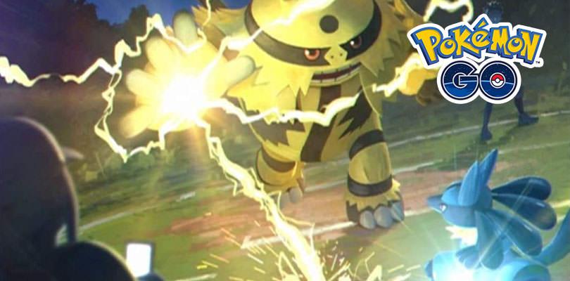 Il nuovo aggiornamento di Pokémon GO aggiunge le Lotte tra Allenatori e altre novità