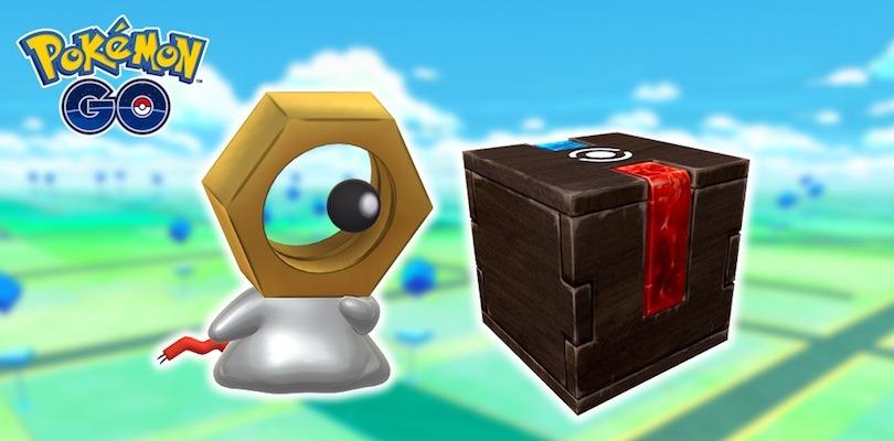 Sono aumentati i Meltan ottenibili nel pacco sorpresa di Pokémon GO ~  Pokémon Millennium