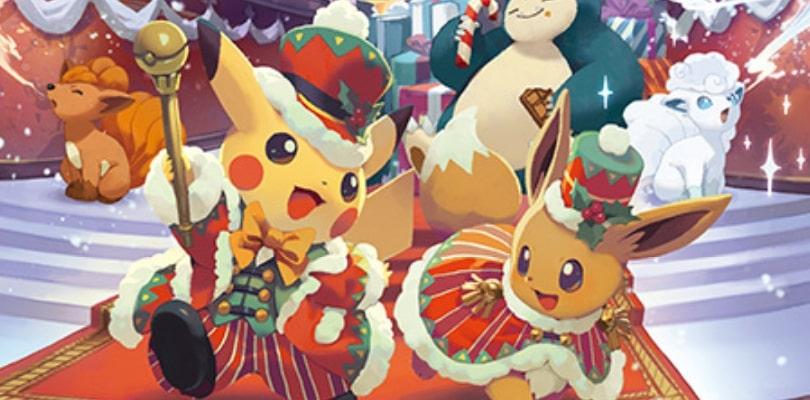 C'è aria di festa in casa Game Freak: ecco il loro albero di Natale