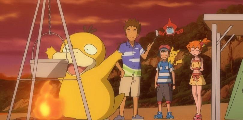 Riassunto del 102° episodio di Pokémon Sole e Luna: