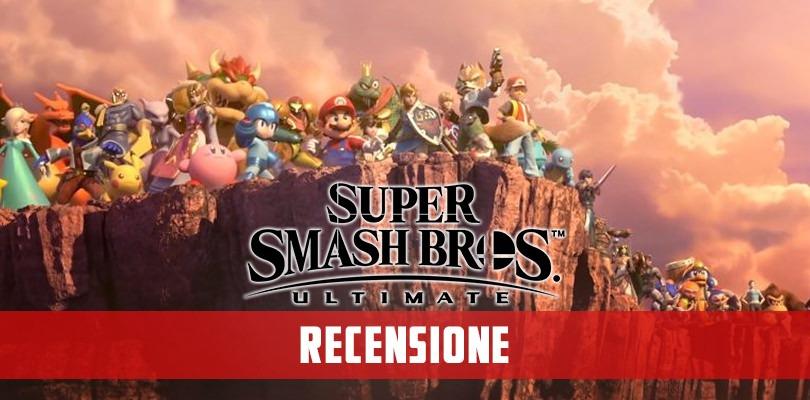 [RECENSIONE] Super Smash Bros. Ultimate: il picchiaduro definitivo sbarca su Nintendo Switch!
