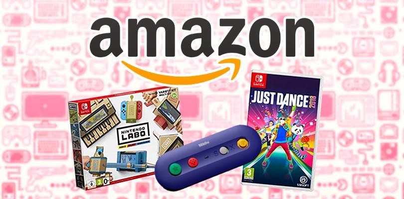 Just Dance 2019, FIFA 19, Nintendo Labo e molto altro in offerta su Amazon questa settimana