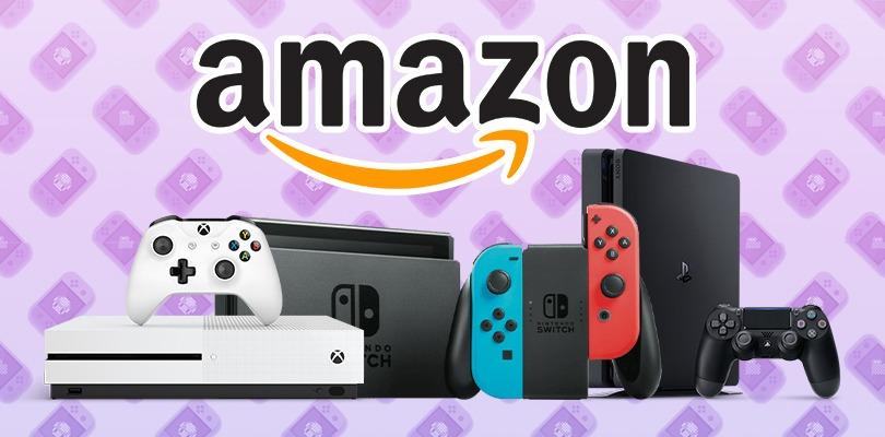 Nintendo Switch, PlayStation 4 e Xbox One S nelle offerte Amazon di questa settimana!