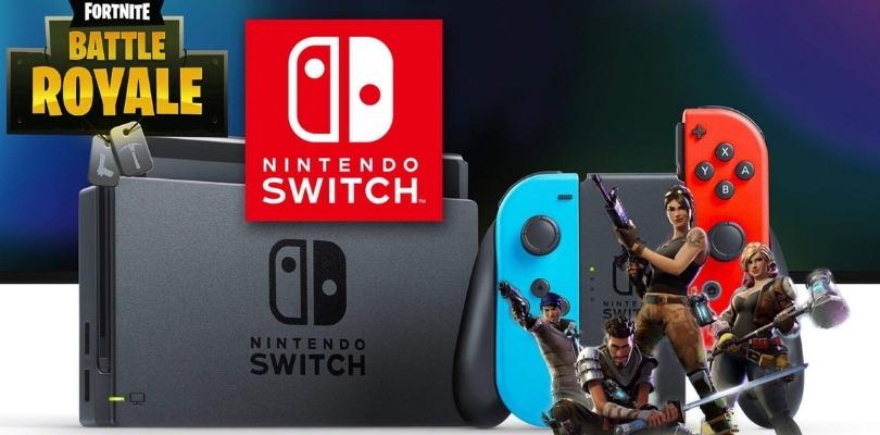 Fortnite è il titolo più giocato su Nintendo Switch in Europa nel 2018