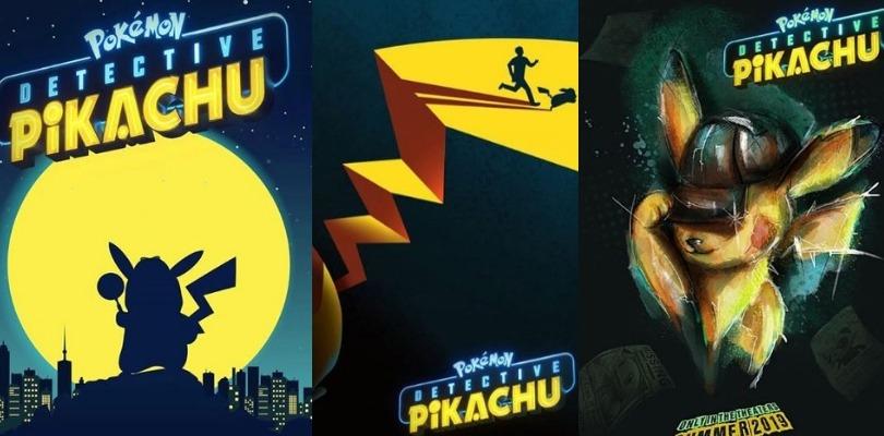 Ecco i primi risultati del concorso artistico di Detective Pikachu