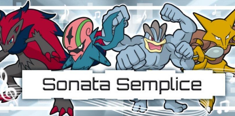 Annunciata la Gara Online Sonata Semplice su Pokémon Ultrasole e Ultraluna