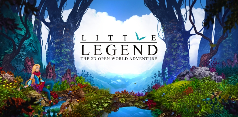 L'innovativo gioco fantasy per Nintendo Switch Little Legend è ora in crowdfunding