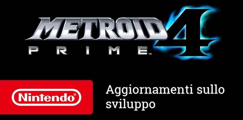 Nintendo riparte da zero con lo sviluppo di Metroid Prime 4 per Nintendo Switch