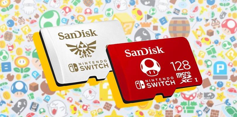 A corto di memoria? Ampliala con le nuove MicroSD a tema Mario e Zelda