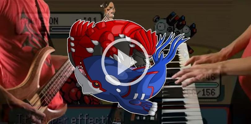 Un gruppo di musicisti omaggia Pokémon Rubino e Zaffiro in un medley
