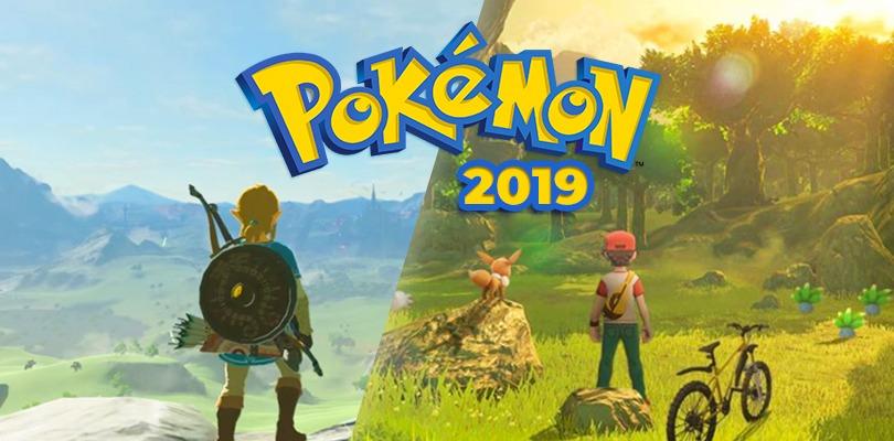 Rumor e aspettative: Pokémon 2019 è il nuovo Breath of the Wild?