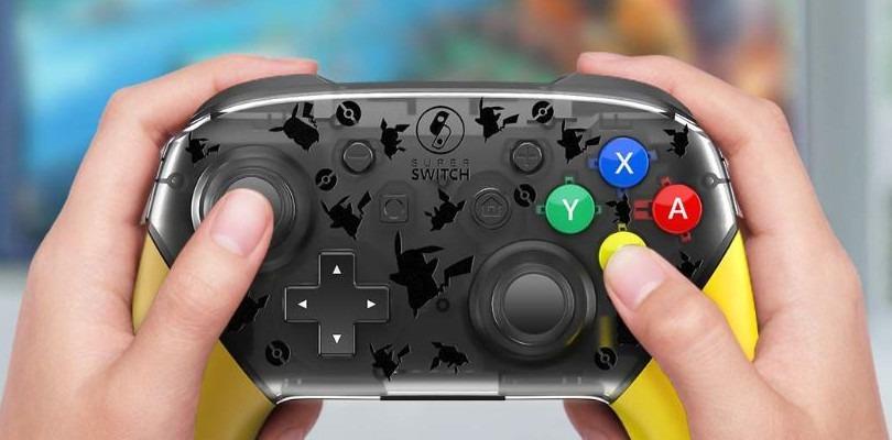 Ecco come fare per personalizzare il Pro Controller a tema Pokémon: Let's Go