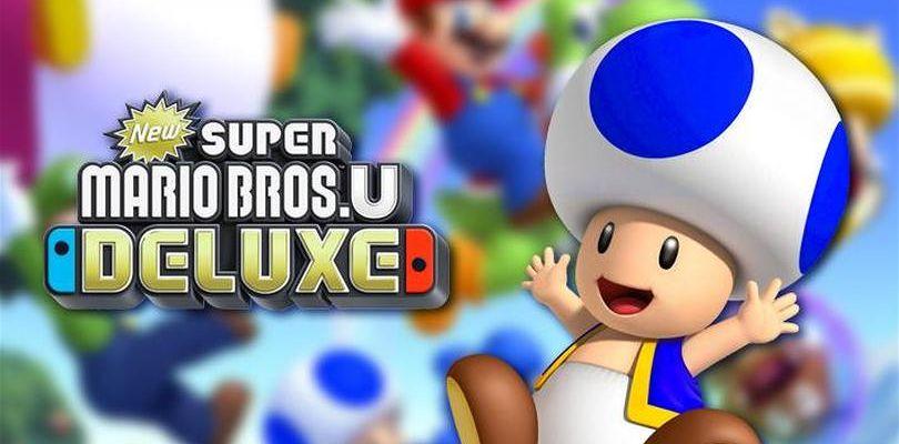 Nintendo svela l'esistenza di Toad Blu in New Super Mario Bros. U Deluxe